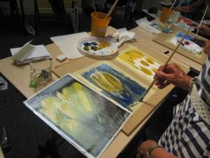 workshop leer beter tekenen en schilderen in 1 dag