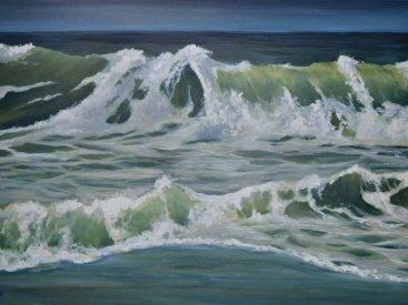 Zee- en strandtaferelen